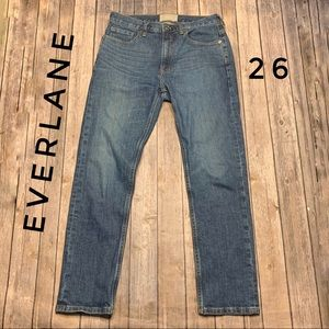 Everlane straight leg jeans